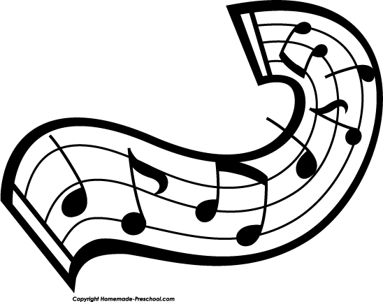 Music Notes clipart Music to Clipart Free Notes