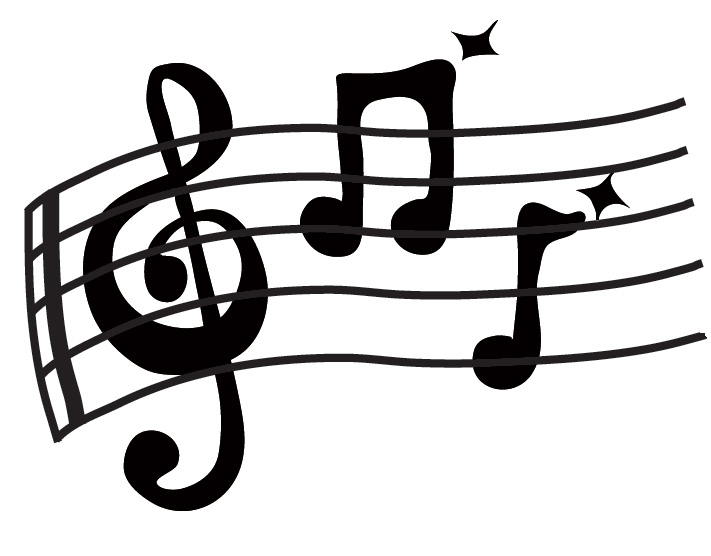 Music Notes clipart Free Clipart music Panda Notes