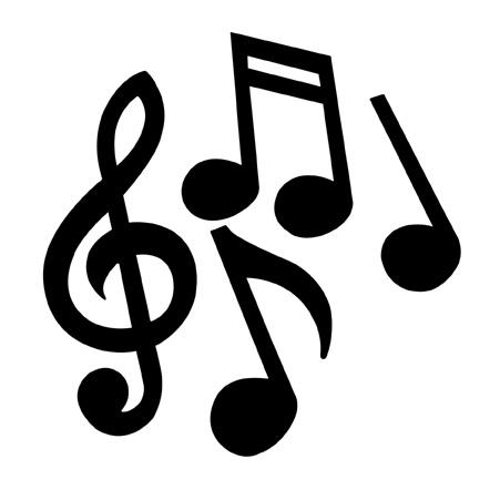 Music Notes clipart PLS4 laser PLS4 Universal images