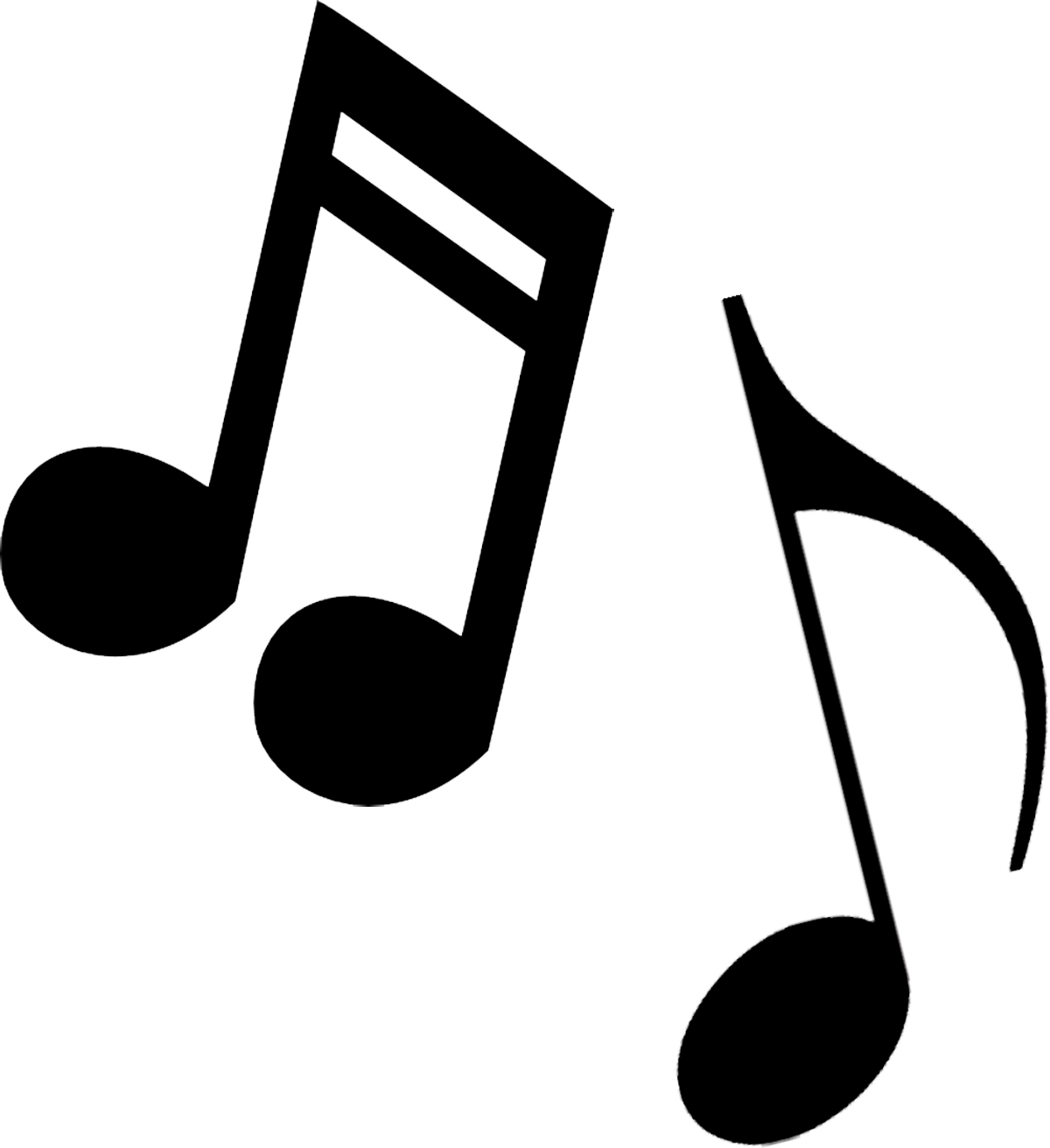 Musical clipart Music Cliparting Clipart art notes