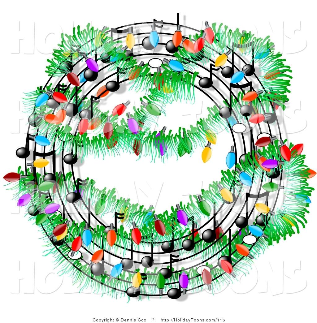 Musical clipart dj light #3