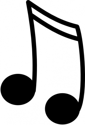 Music clipart nota Music Notes Note Note