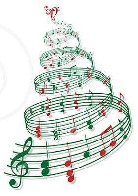 Holydays clipart music note Christmas MUSIC on and 751