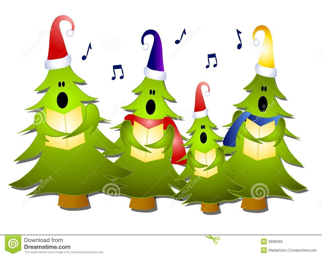 Singer clipart caroller Christmas A Notes Panda A
