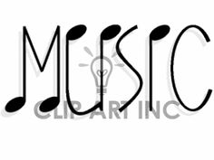 Music Notes clipart elegant Note Background clip music music
