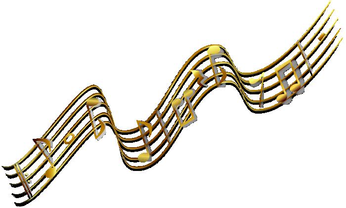 Musician clipart banquet Staff Music Music Clipart Free