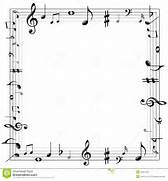 Music Notes clipart frame Music anta Frame Note Clip