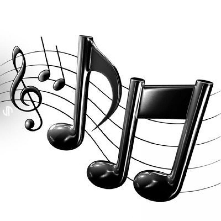 Music Notes clipart hip hop music Art devin Clip Music Notes
