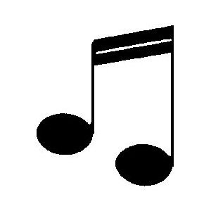 Music Notes clipart individual Sul 2 Ayrion IPod Polyvore