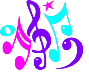 Music Notes clipart muisic Colorful%20music%20notes%20clipart Clip Note Panda Art
