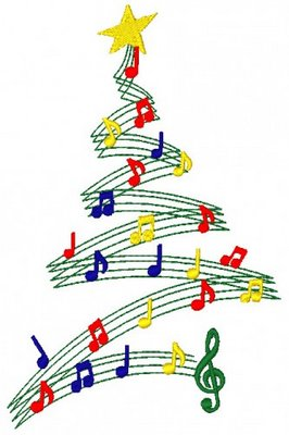 Holydays clipart music note Clipart Zone Concert clipart Christmas