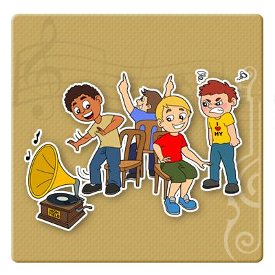 Sheet Music clipart musical chair Chairs 20+ Violin Fun Musical