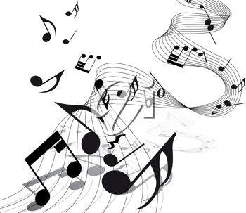 Musical clipart music director #3
