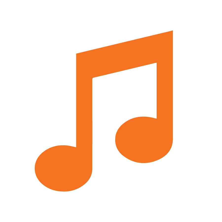 Music Notes clipart orange Set leadership LifePoint Serve of