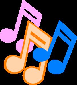 Music Notes clipart orange Notes Clipart Panda colorful%20music%20notes%20clipart Colorful