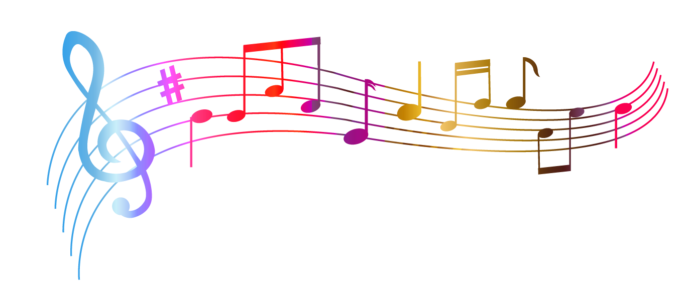 Musical clipart transparent #5