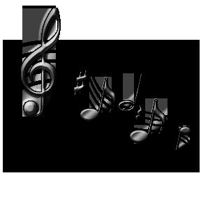 Musical clipart rhythmic #1