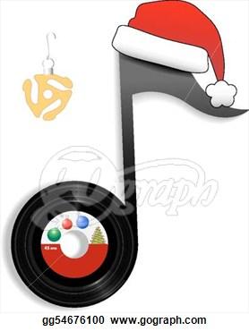 Rock clipart christmas #6