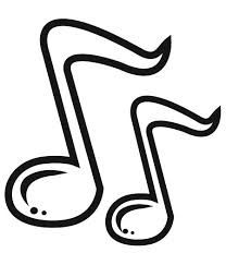 Music Notes clipart row On about images this music