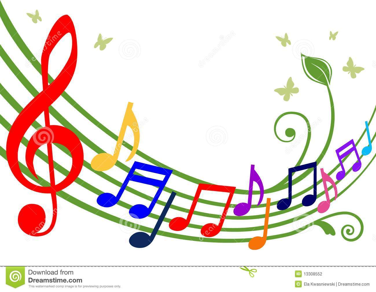 Music Notes clipart spring Background Music Clipart Image Photography