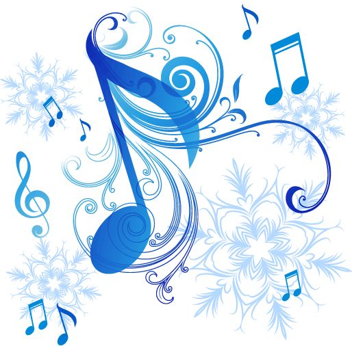 Music Notes clipart spring Ideas symbols Winter Off Save