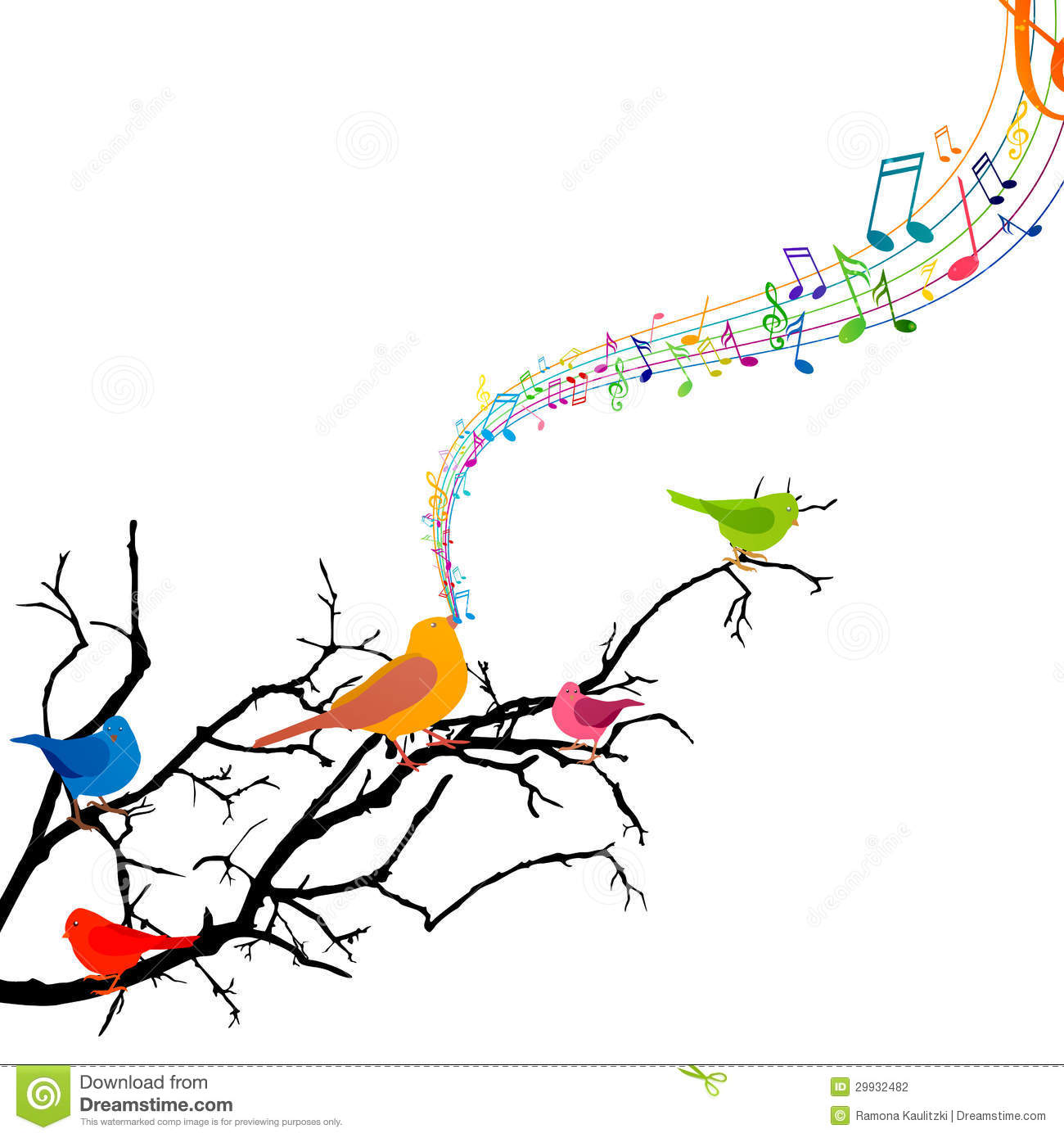 Music Notes clipart spring Cps China 4Uebua Terms Com