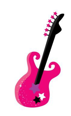 Microphone clipart rockstar CLIPART Music note ZWD_Rock_Star Minus