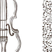 Music Notes clipart vertical Clipart Clipart Free christmas%20music%20notes%20border Music