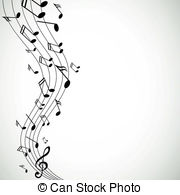 Music Notes clipart vertical Illustration  Illustration Notes Music