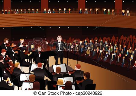 Musical clipart auditorium #5