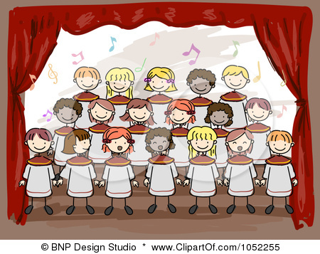 Musical clipart auditorium #7