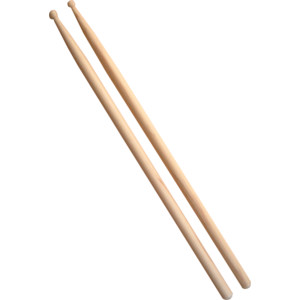 Musical clipart drumstick #14