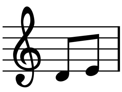 Musical clipart music score On Find Art~Music & on