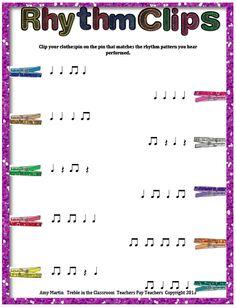 Musical clipart rhythmic #12