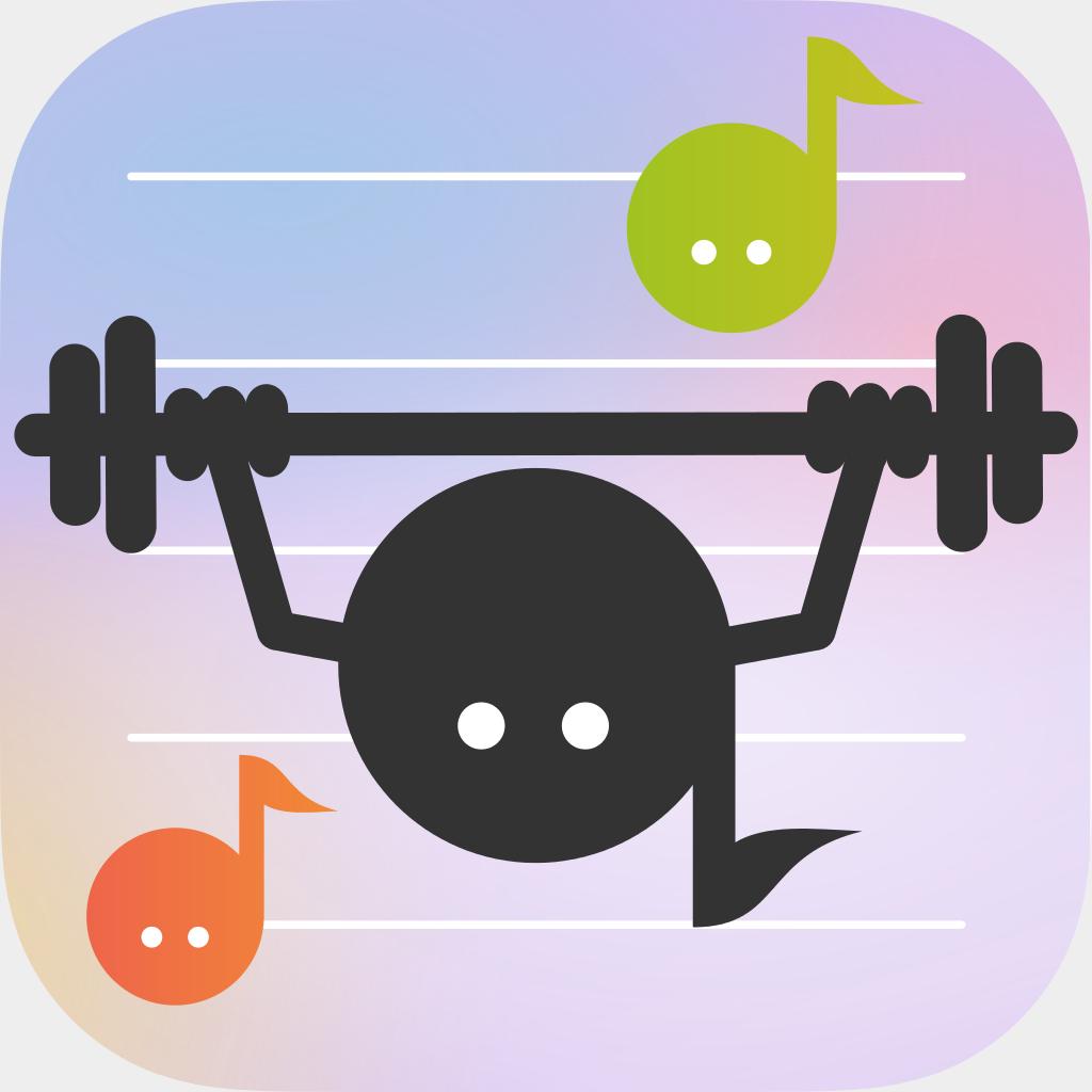 Musical clipart workout #13
