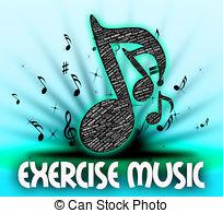 Musical clipart workout #7