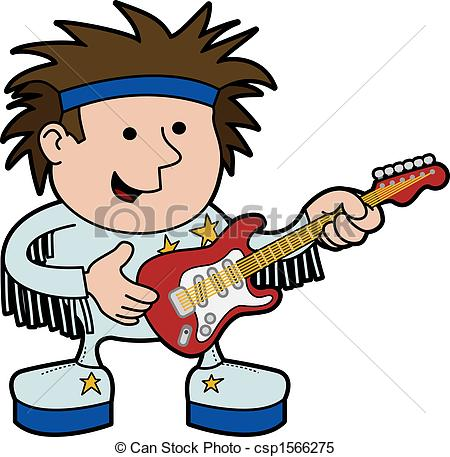 Musician clipart Music Clipart rock%20and%20roll%20guitar%20clip%20art Rock Clipart