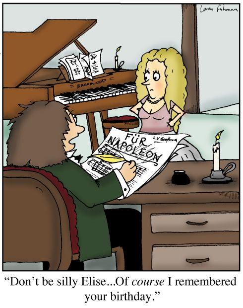Piano clipart funny More about BEETHOVEN and Pinterest