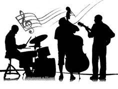 Singer clipart big band Art Clip Jazz: Sinatra com/clipart
