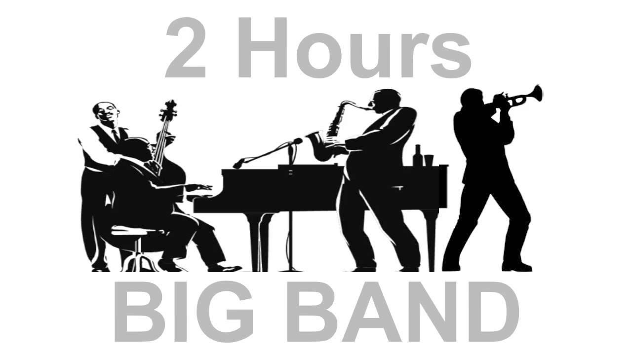 Singer clipart big band Jazz Big Band Hours Jazz