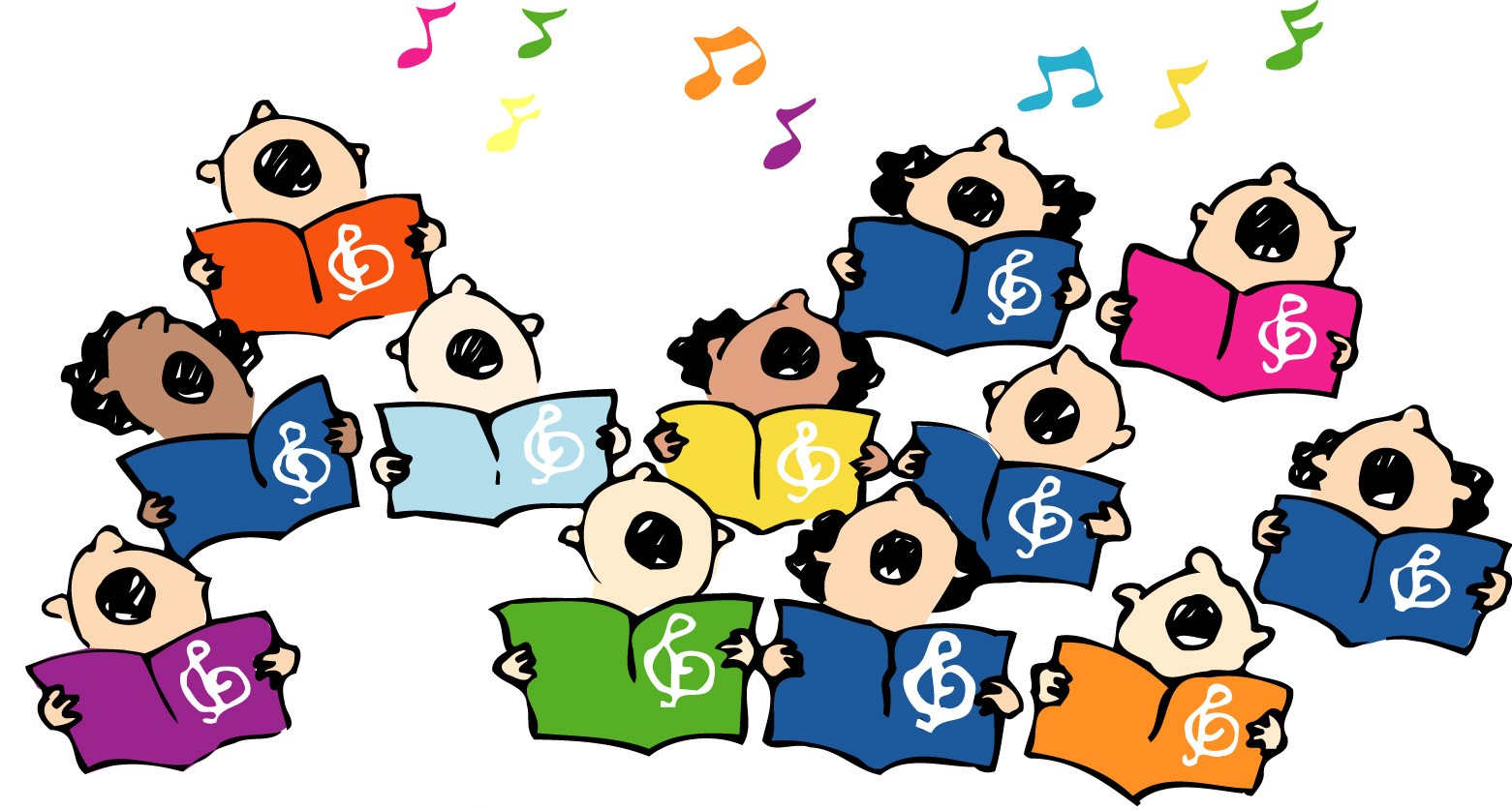 Watch clipart sorrow Others Collection Church clipart choir