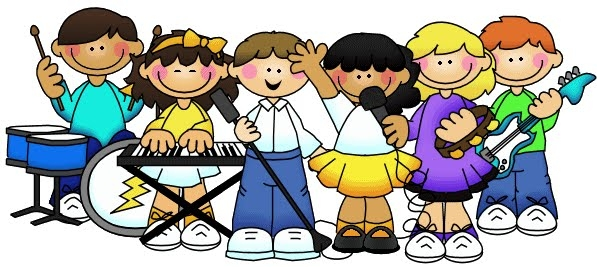 Musician clipart music and movement Clipart for Children Clipground instruments