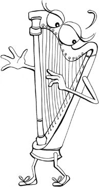 Musician clipart music book MusicMusic images BooksColoring Coloring Pages