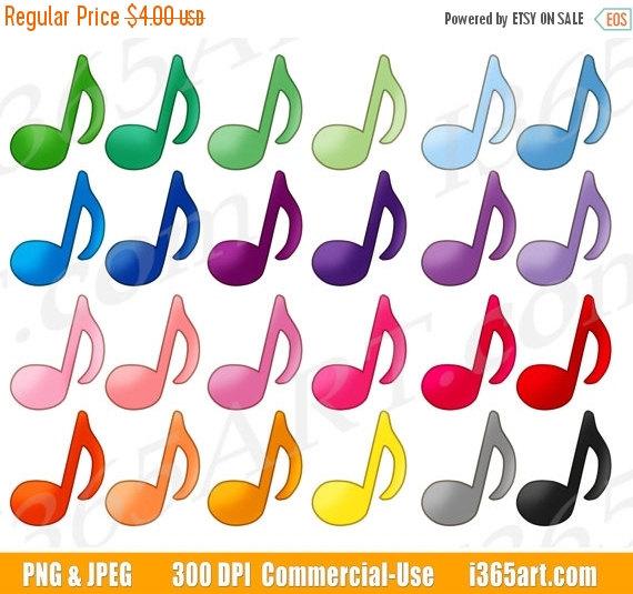 Musician clipart music lesson Music Note Stickers Clip Art