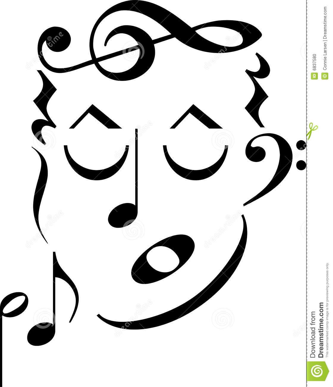 Musician clipart street play Music cartoon man's made