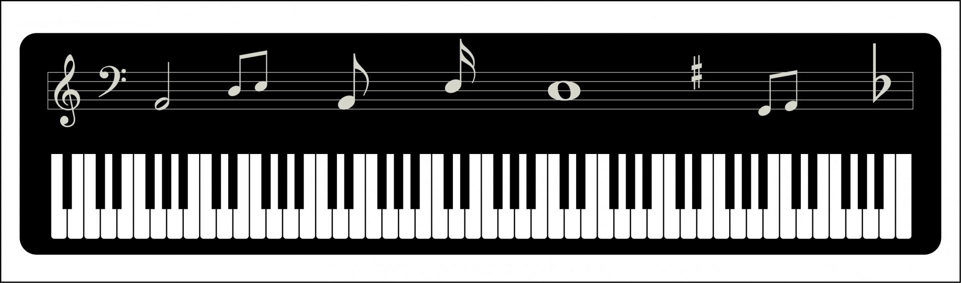 Musician clipart piano notes Public Piano Pictures Musical Piano