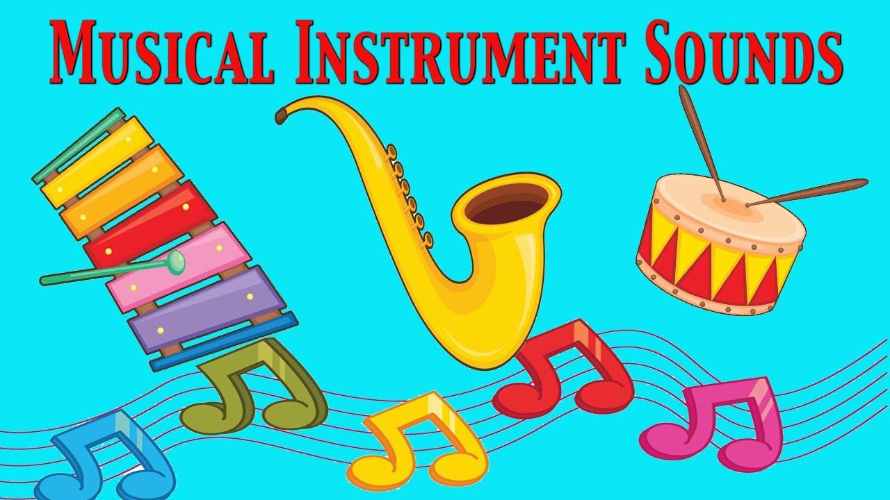 Musician clipart preschool music Learn school Part YouTube Musical