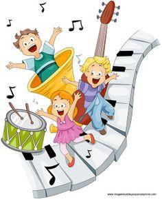 Musician clipart preschool music ClipartMusical Preschool Digital Clipart