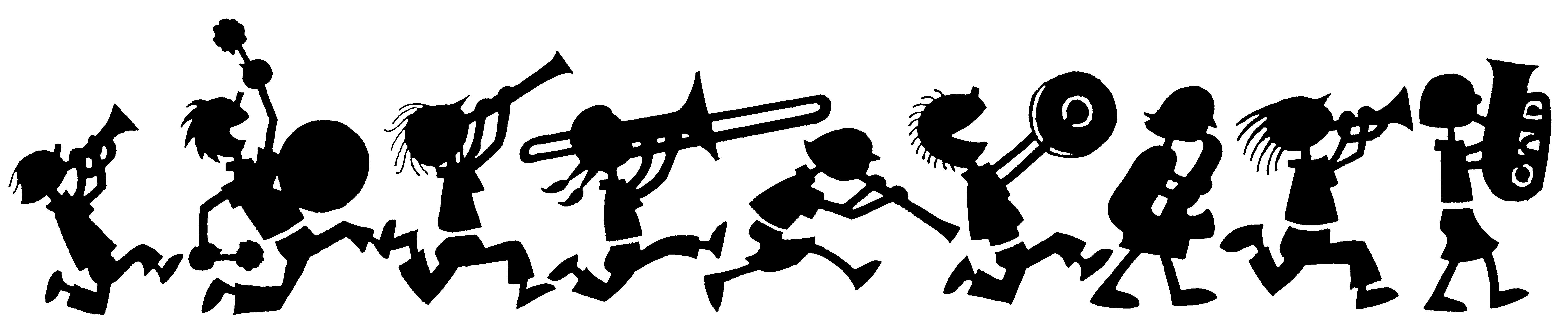 Brass clipart summer music Art Clipart The Listen Clipart