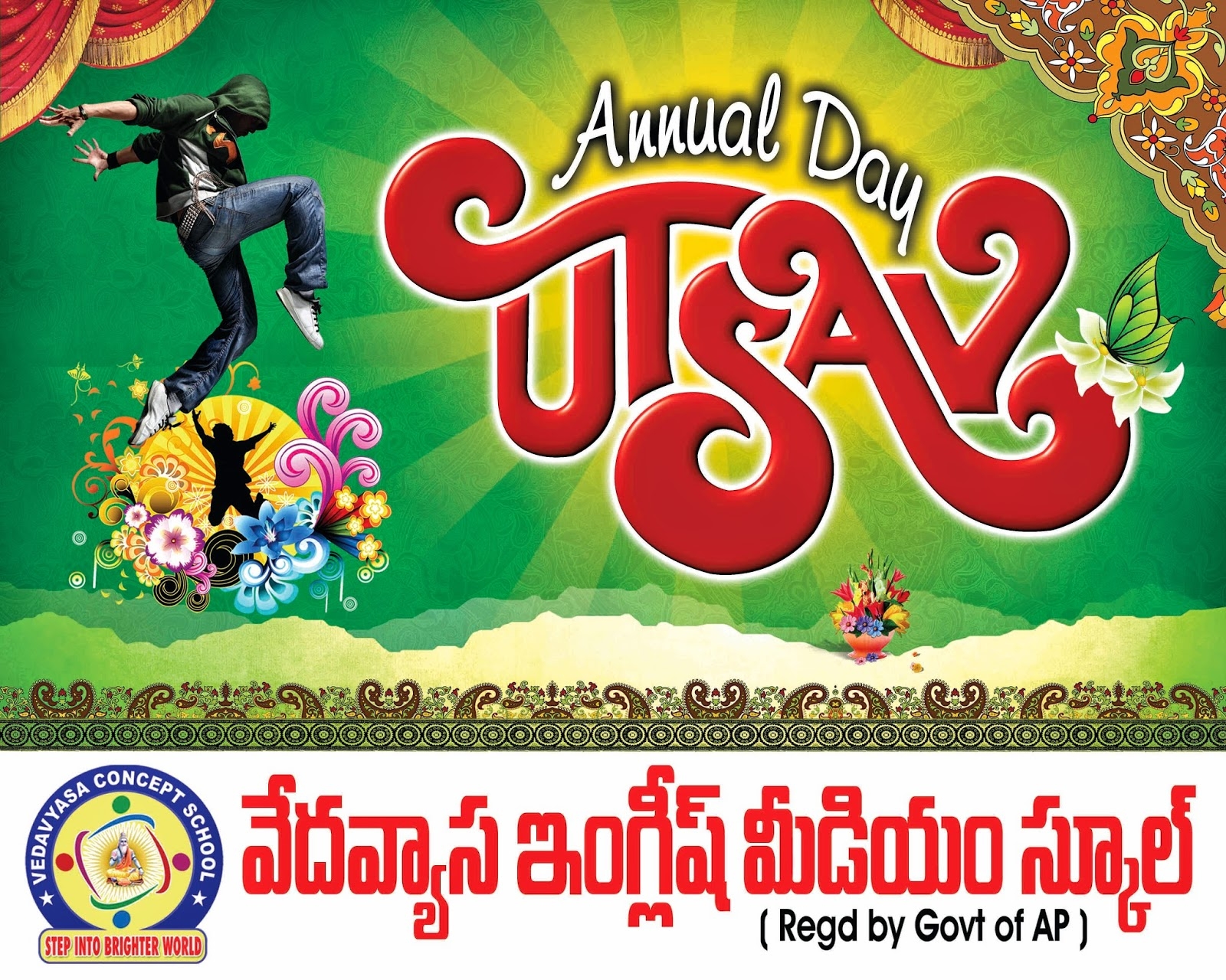 Ceremony clipart school annual day Abhayaads www design best images
